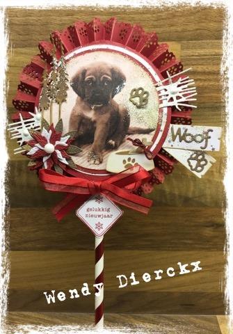 puppylove - rozet